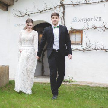 Kathy & Nico – Boho Hochzeit in Latona Bayern